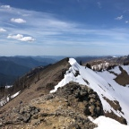 Norse Peak: Summit to Ourselves