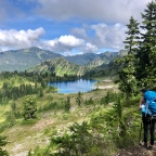 Seven Lakes Basin: Pristine & Serene